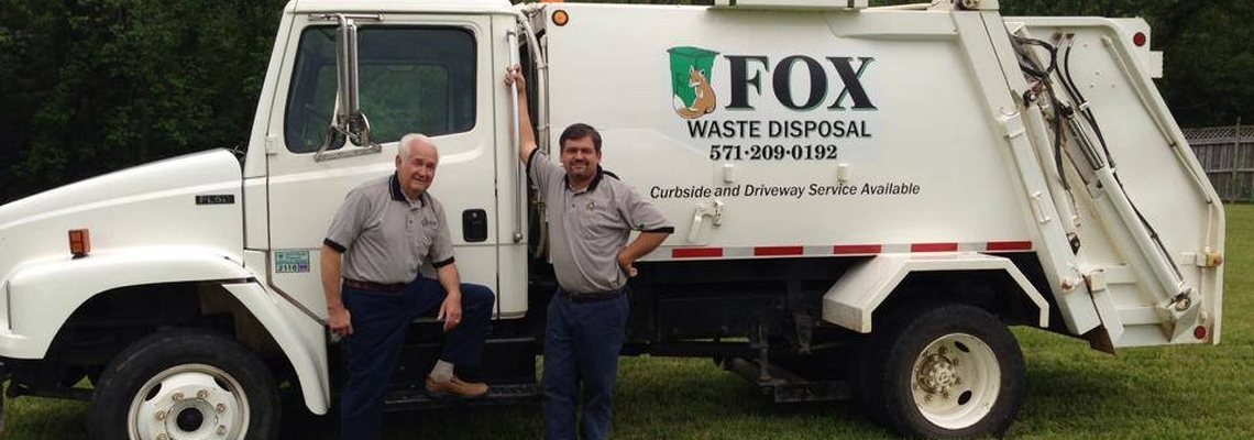 About Fox Waste