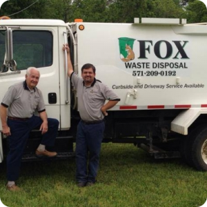 fox waste and disposal